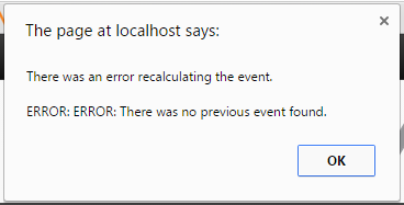 error recalculate an event.png
